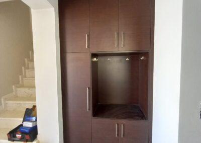 Κουζίνα - Ντουλάπια σε διαμέρισμα